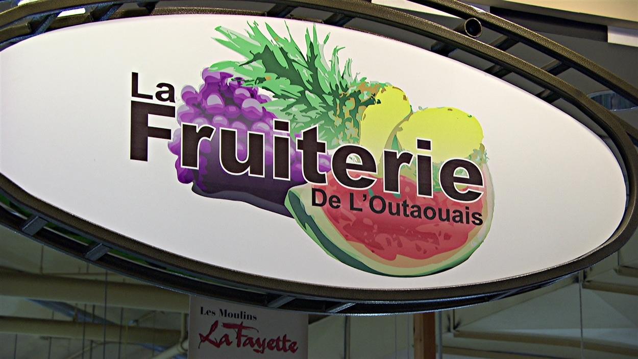 La Fruiterie de l'Outaouais ferme ses portes.