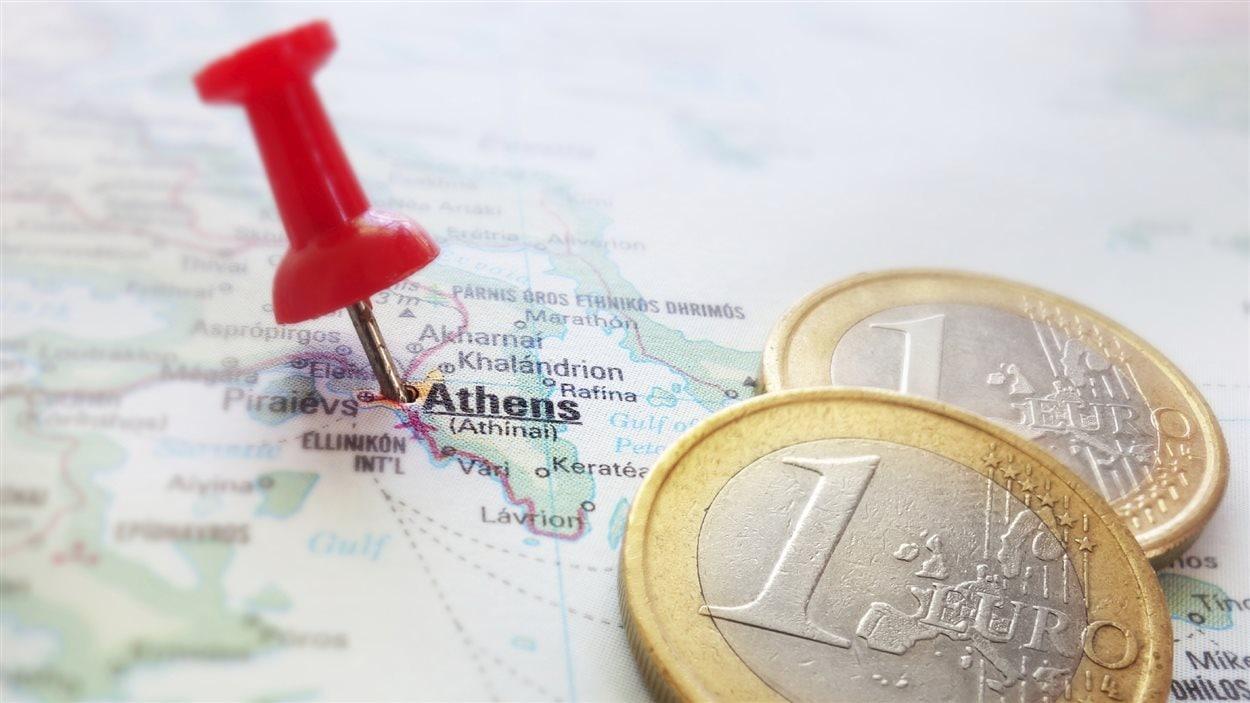 La Grèce pourra-t-elle continuer à utiliser l'euro si le gouvernement Tsipras ne réussit pas à s'entendre avec ses créanciers?