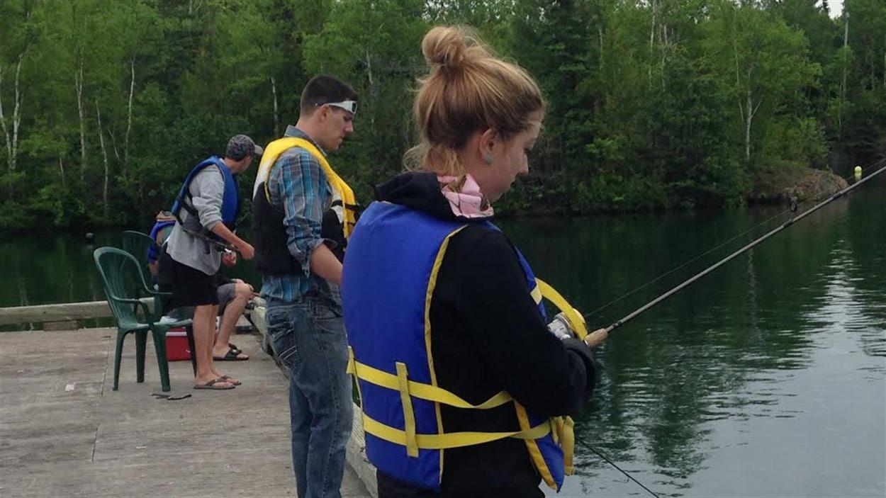 Grand tournoi de pêche du parc Atlas
