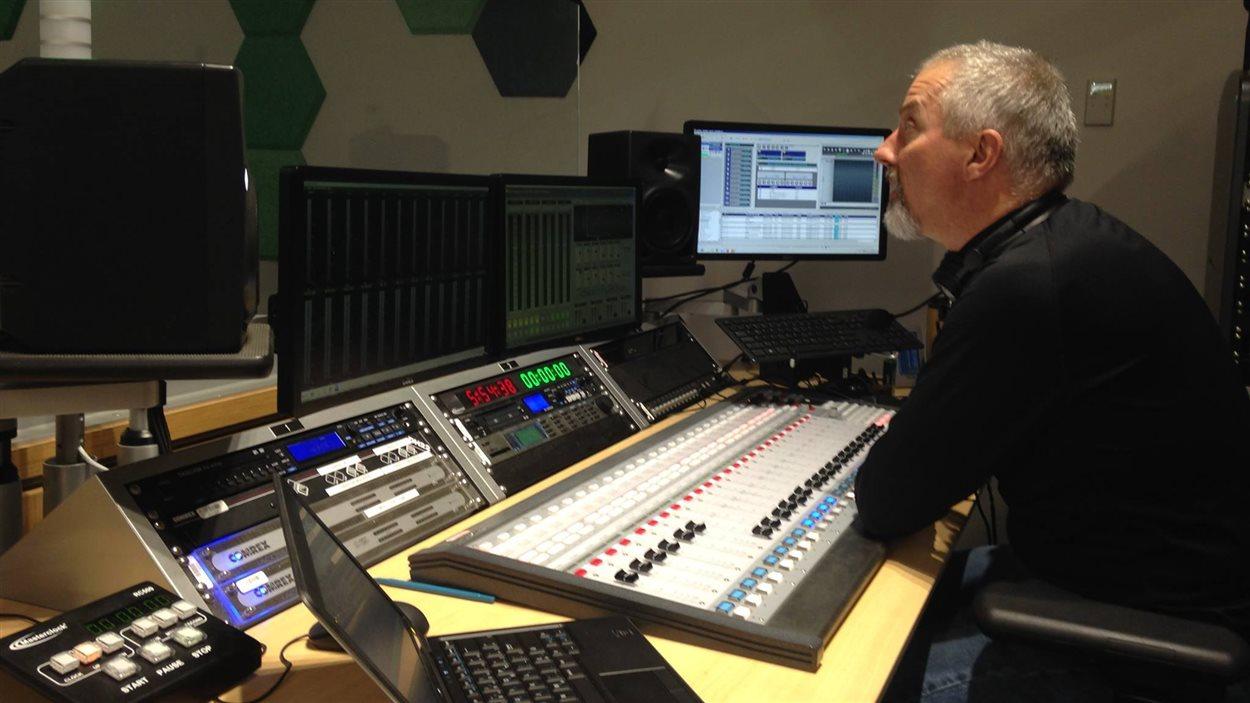Le déménagement de la station coïncide avec un renouvellement technologique à Radio-Canada Acadie.