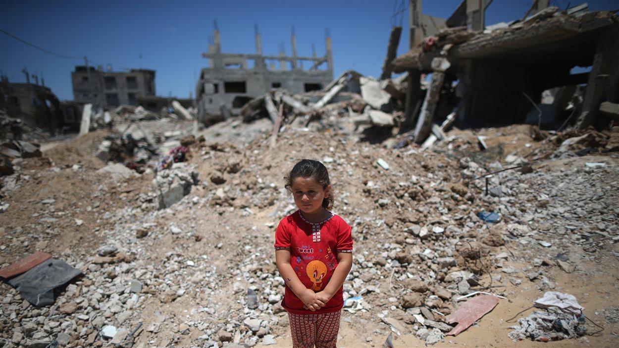 la palestine guerre