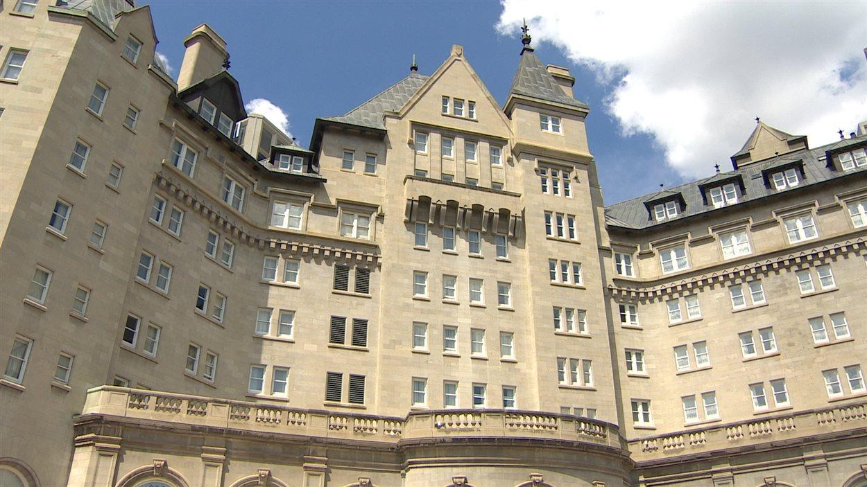 L'hôtel Fairmont MacDonald à Edmonton héberge 199 chambres.