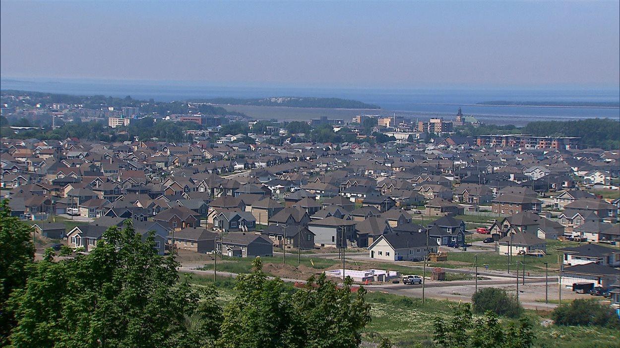 Croissance économique de la ville de Rimouski