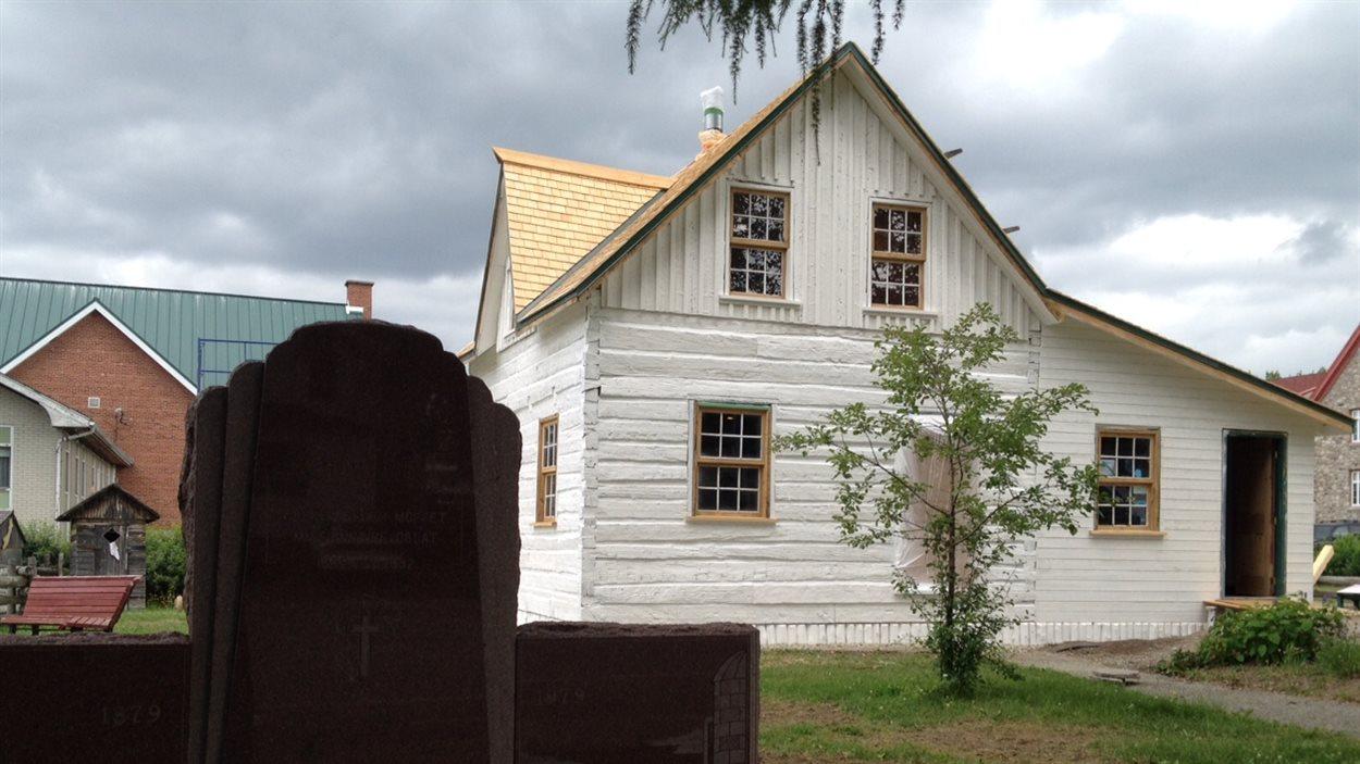 Maison du Frère-Moffet, Ville-Marie au Témiscamingue