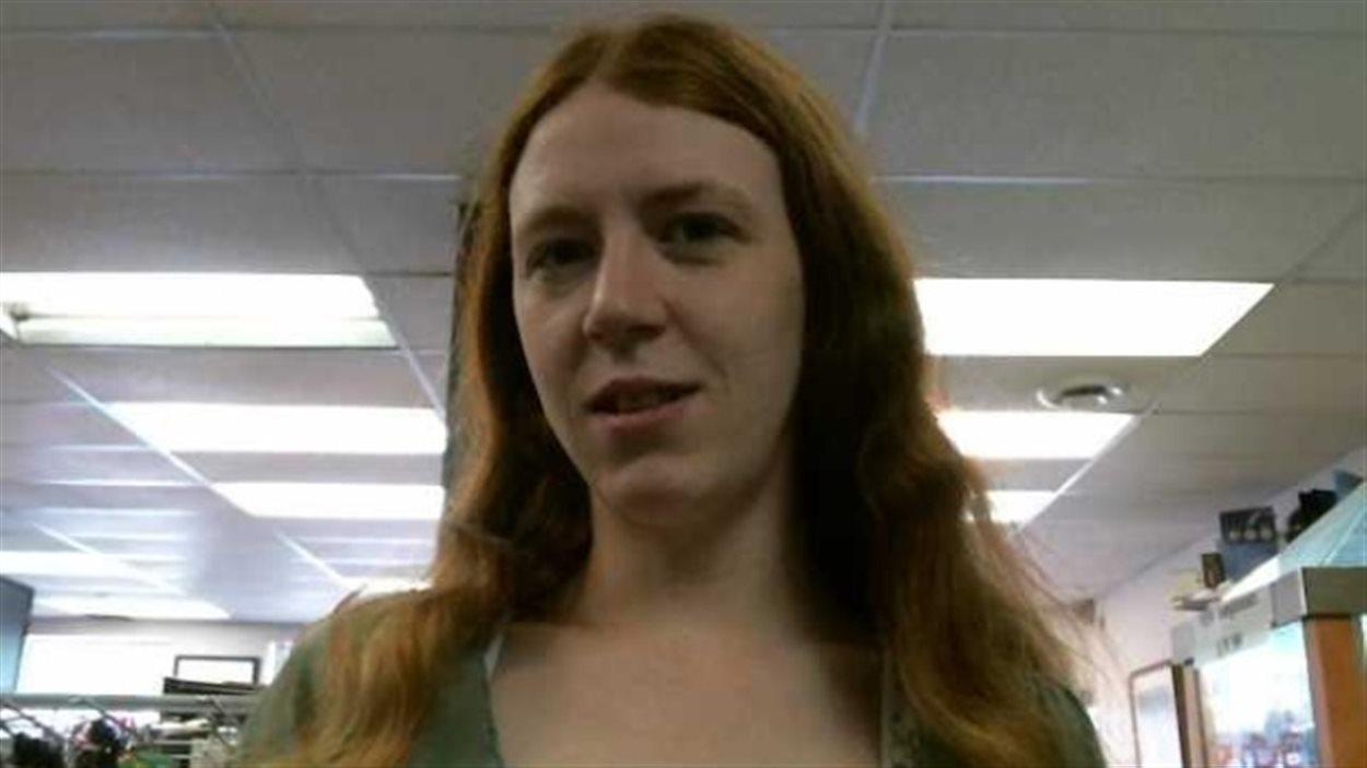 Les policiers d'Edmonton sont à la recherche de Maryanne Blanchfield.