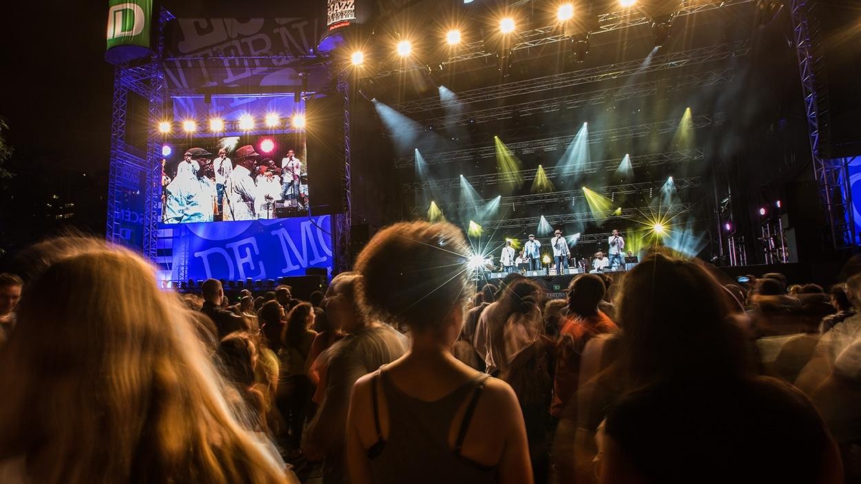 El Festival Internacional de Jazz de Montreal