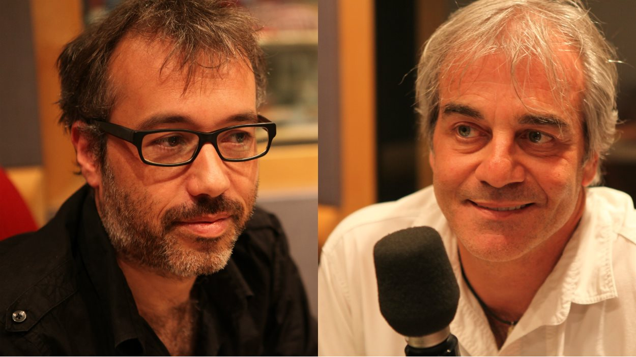 Jean Lemire et Pascal Gibert discutent de l'évolution des moeurs en matière d'éthique animale.
