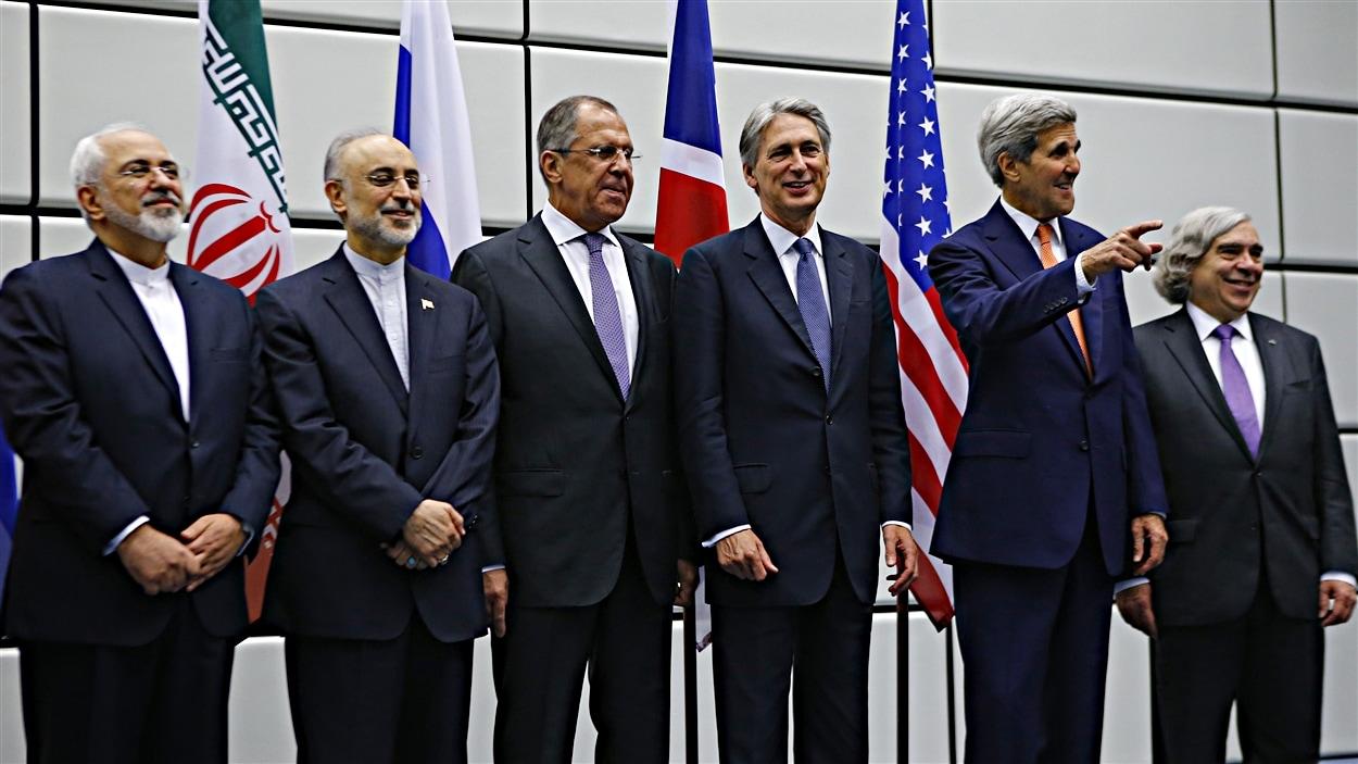 L'Iran et les grandes puissances ont conclu un accord historique à Vienne