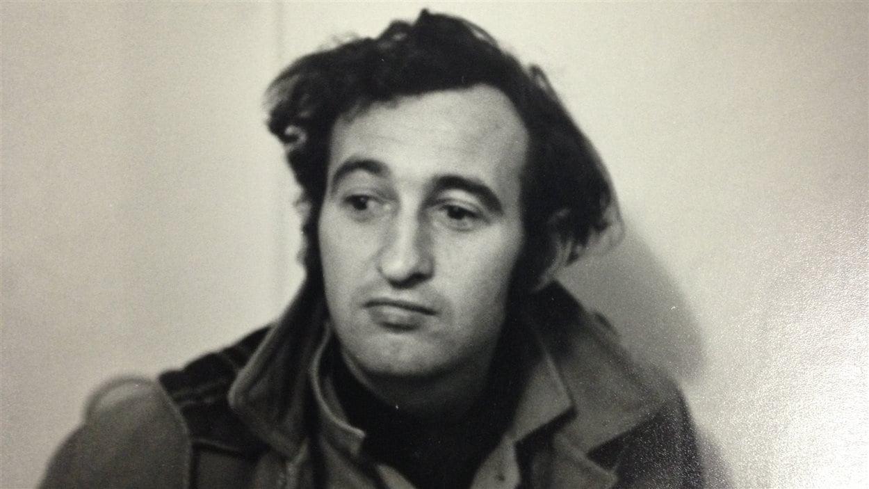 L'historien et romancier acadien Régis Brun.
