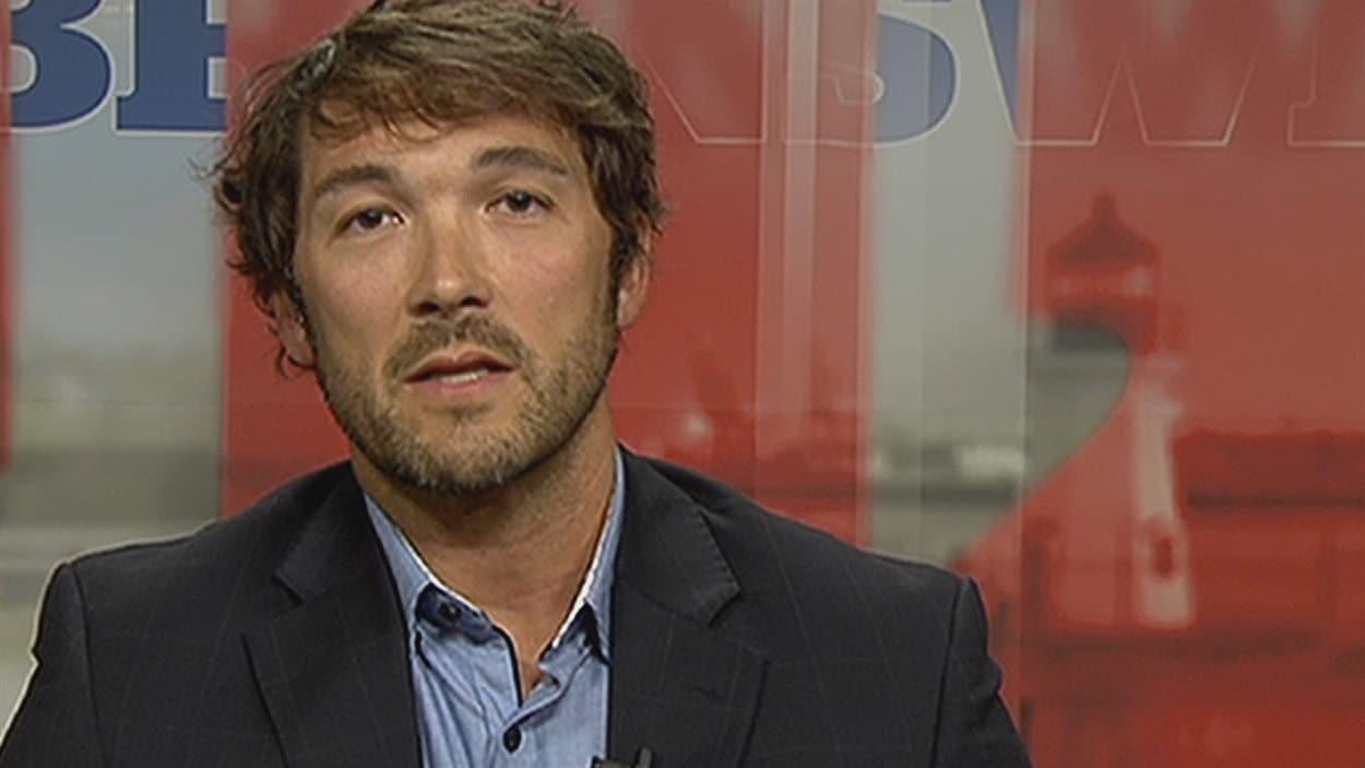 Trevor Bungay est le vice-président du «trauma healing centers» à Moncton au Nouveau-Brunswick.