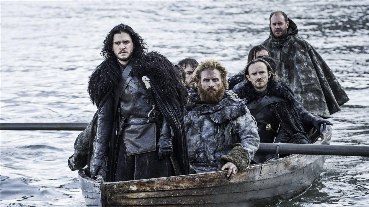 La série « Game of Thrones »
