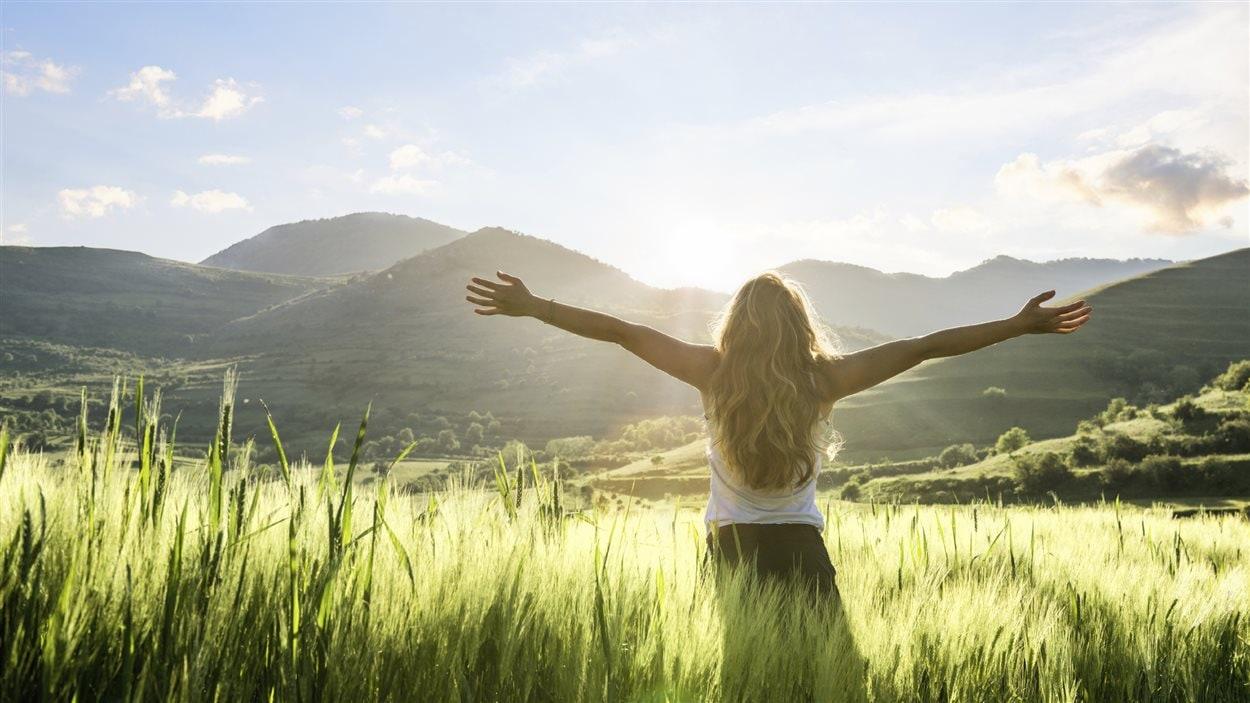 Le bonheur peut être si simple!