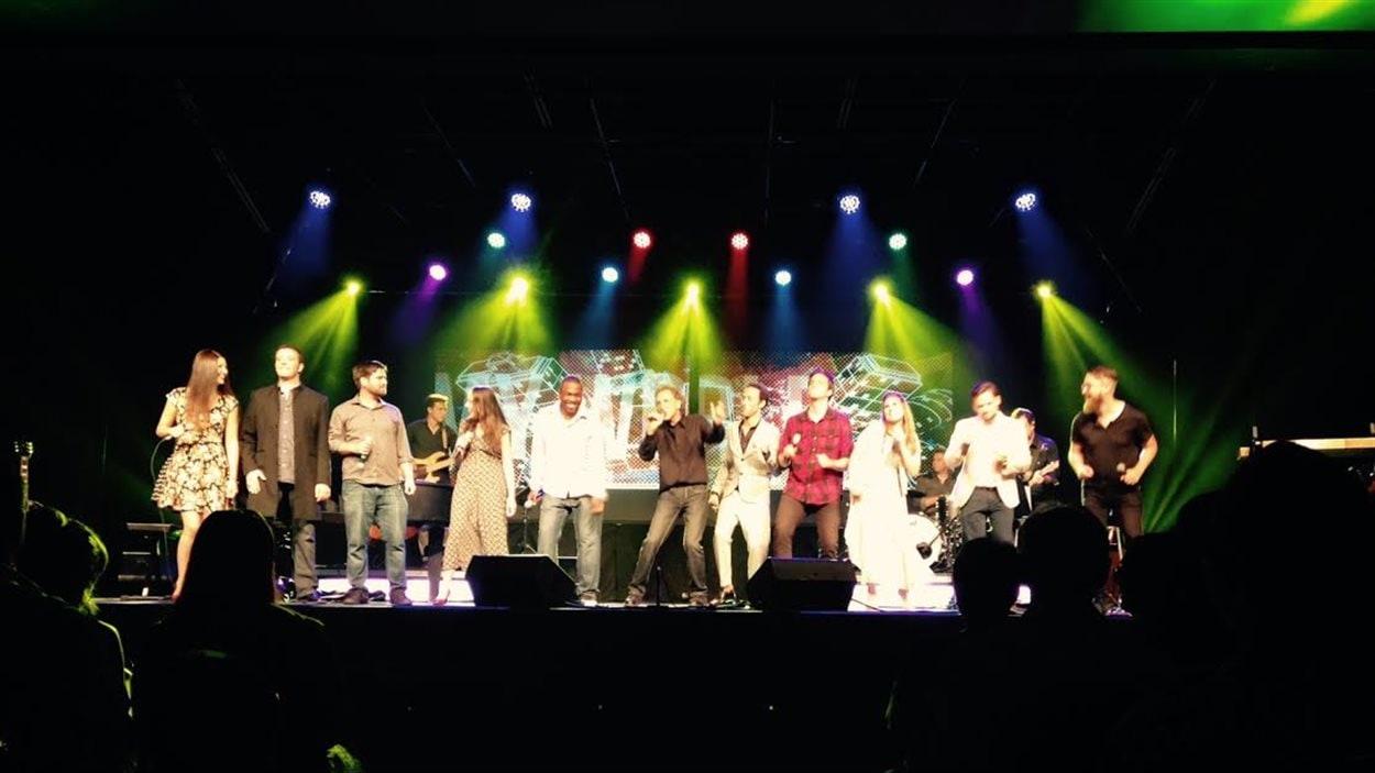 Gala de la chanson de Caraquet