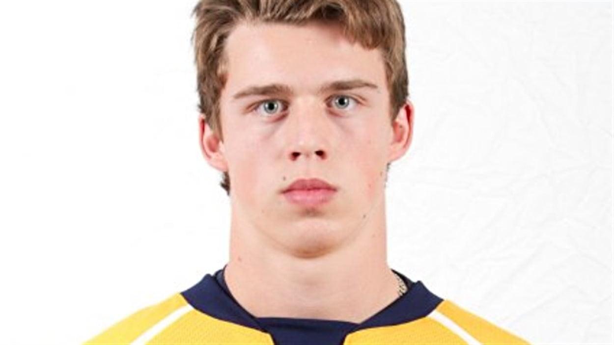 Le joueur de centre, Anthony Beauvillier.