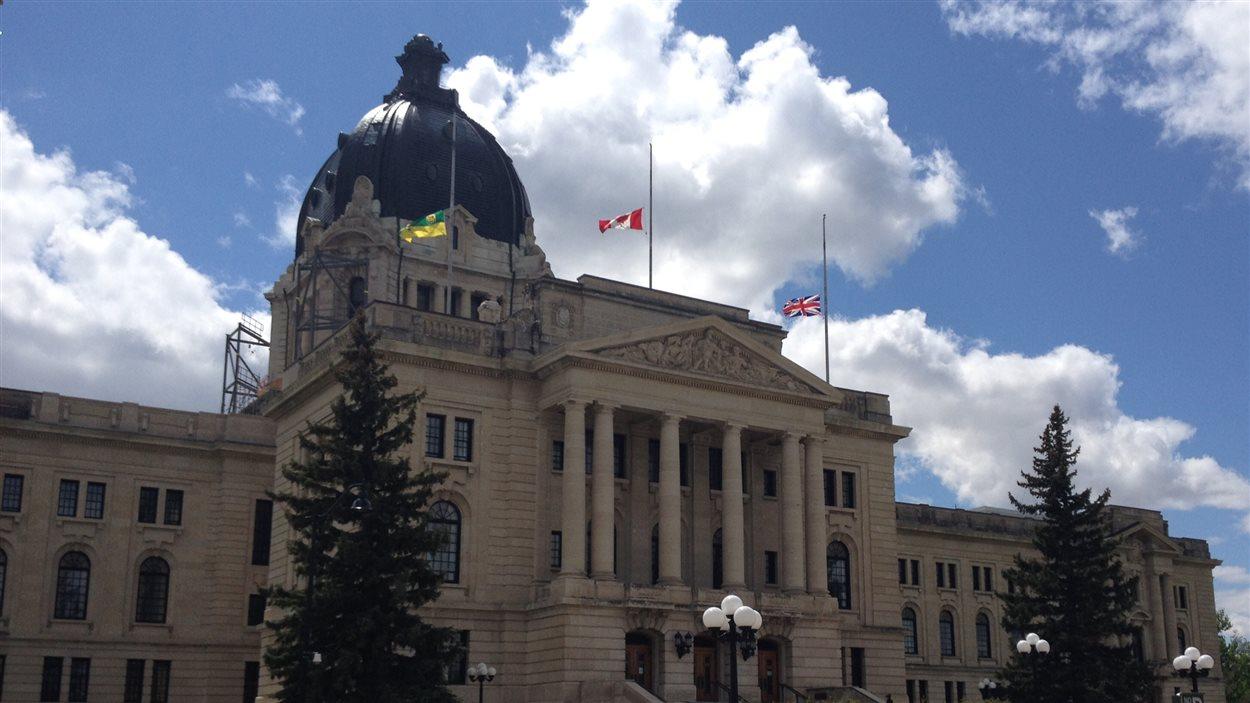 L'Assemblée législative de la Saskatchewan