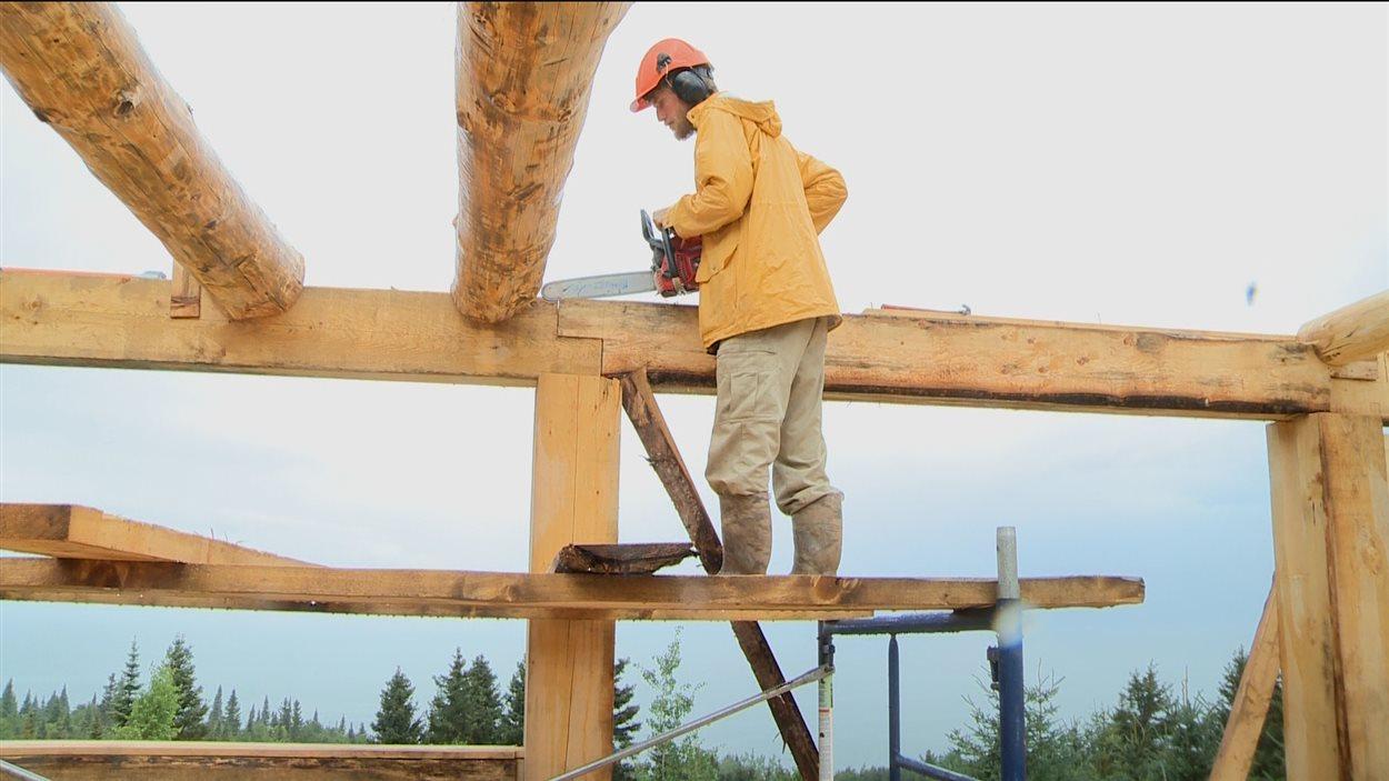 Construction de maisons au Hameau 18