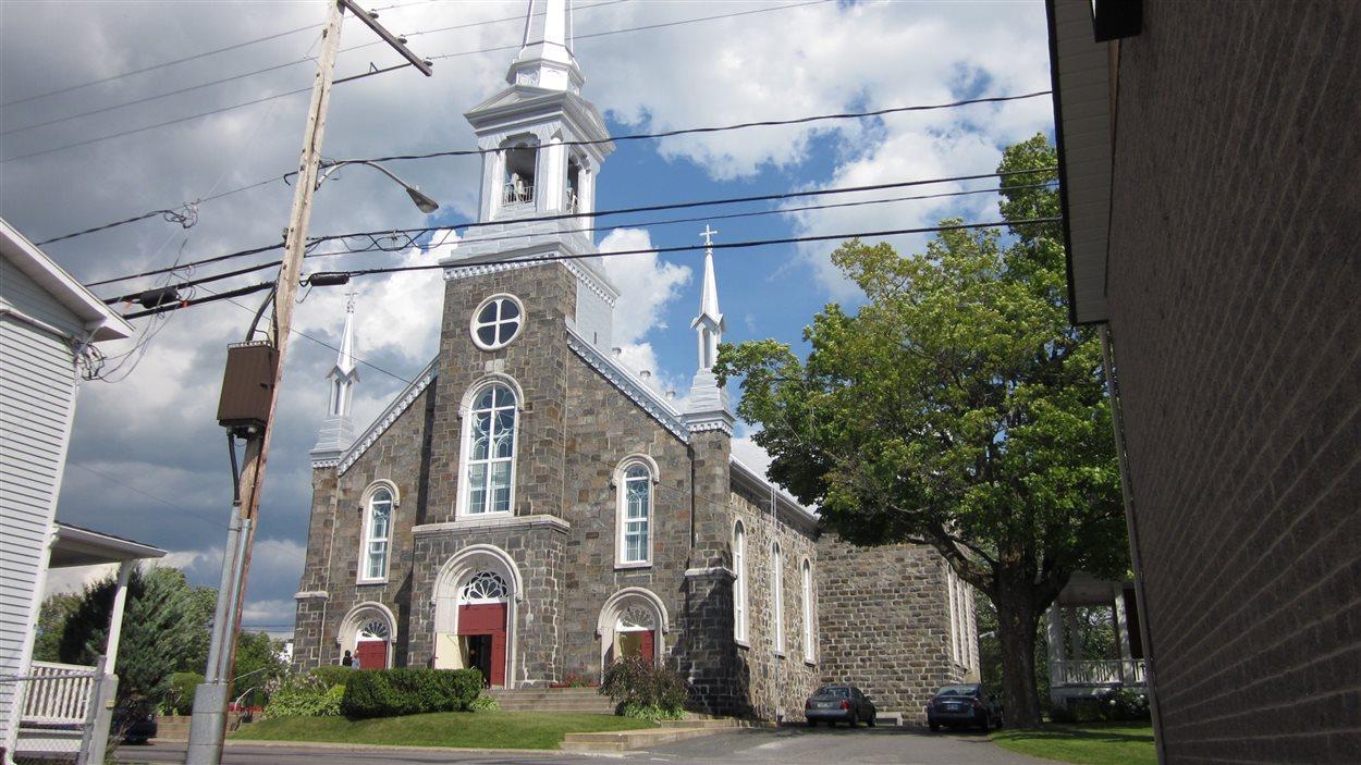 L'Église Saint-Médard, à Warwick