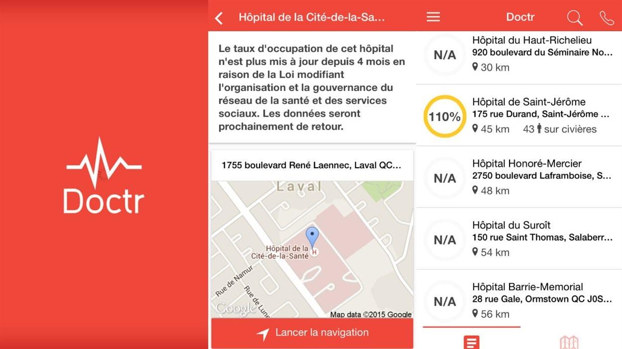 Carte Bleue Hopital St Jerome.Des Donnees Web Sur Les Urgences Passent A La Trappe Ici