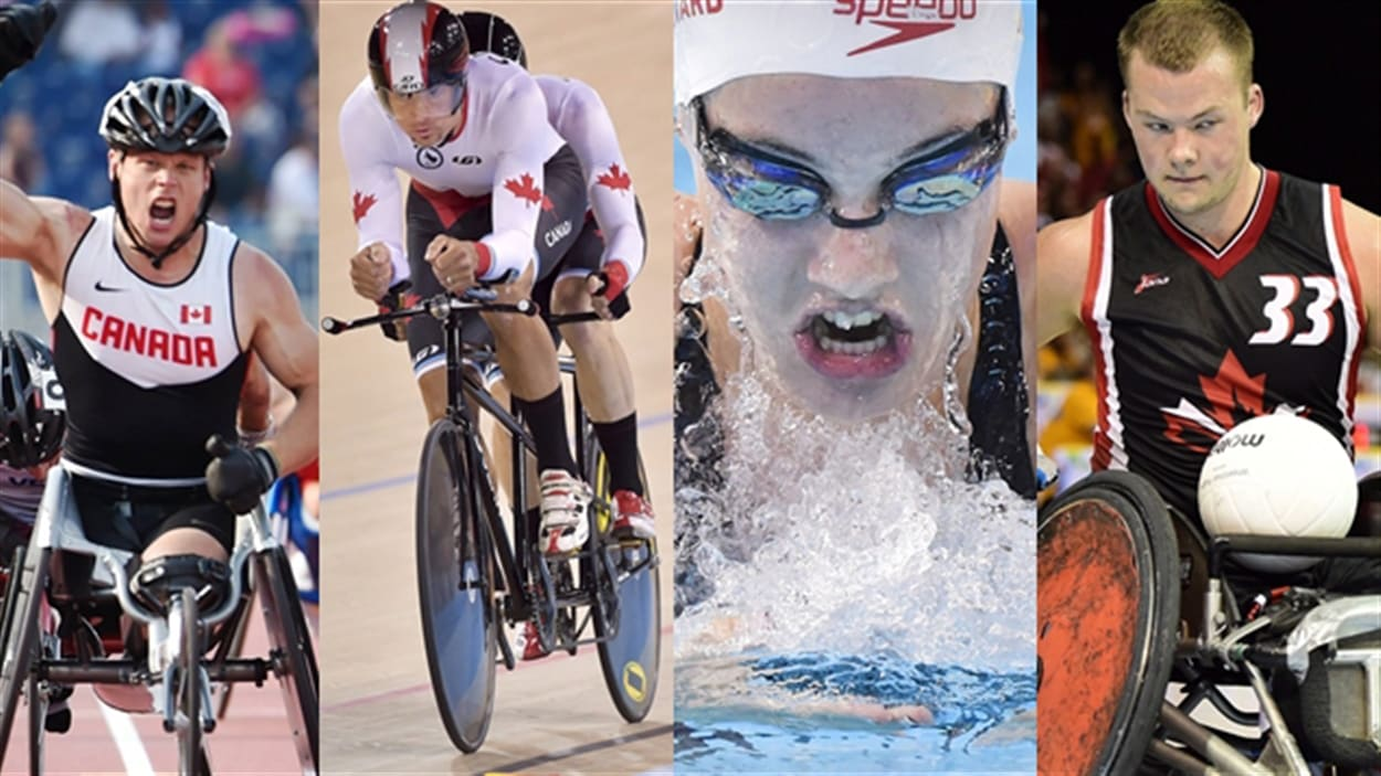 Alexandre Dupont, Alexandre Cloutier et Daniel Chalifour, Aurélie Rivard, Zak Madell