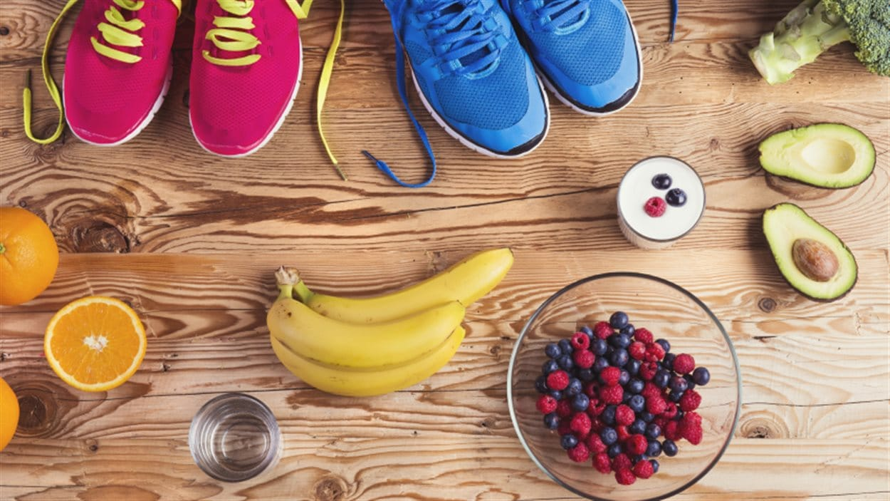 L'alimentation, alliée des sportifs