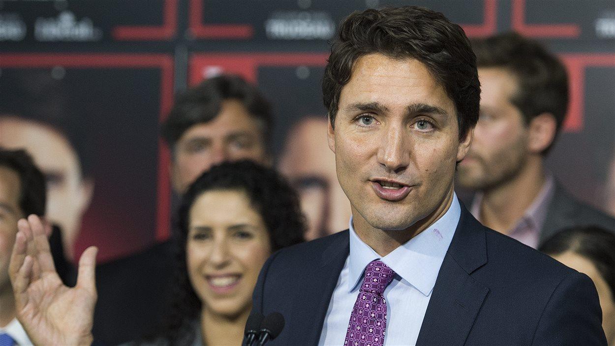 Justin Trudeau, le 11 août
