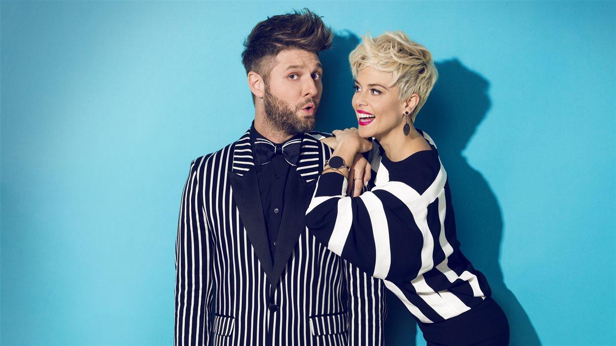 Pierre Lapointe et Claude Prévost animeront Stéréo pop