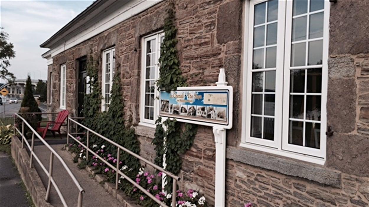 Le Centre culturel Le Chenail, à Hawkesbury.
