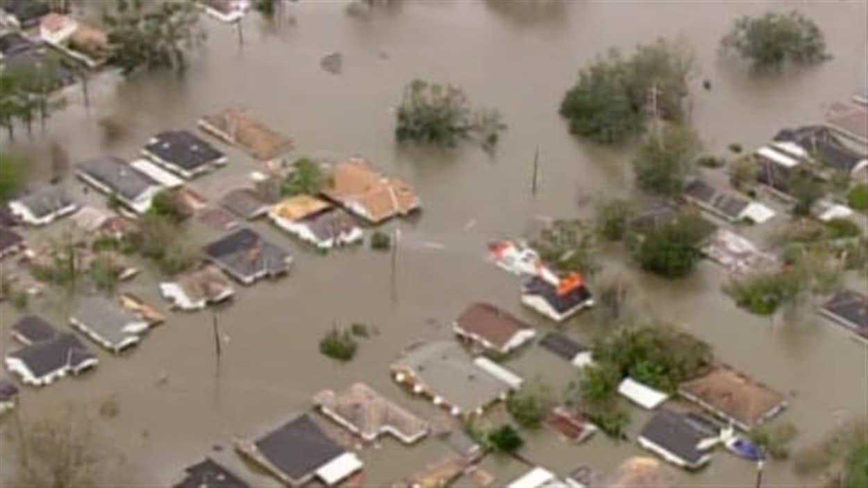 Le 29 août 2005, il y a 10 ans, l'ouragan Katrina déferlait sur la Nouvelle-Orléans