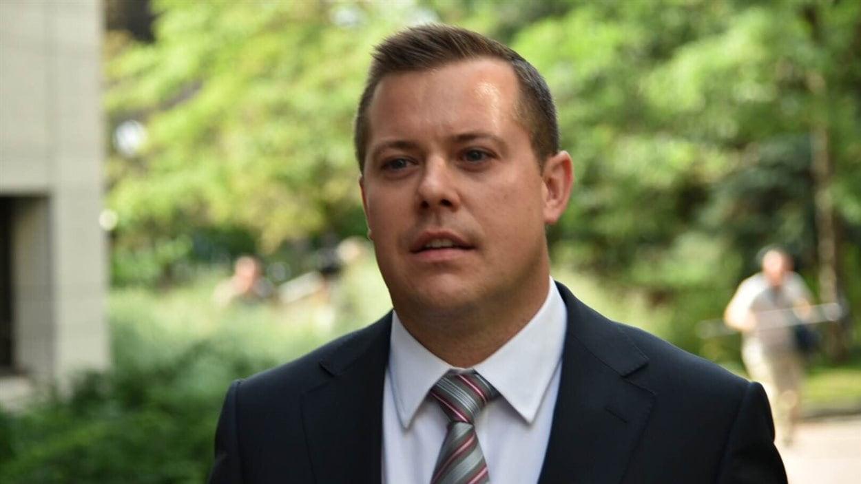 L'ex-directeur de la gestion des enjeux au sein du cabinet de Stephen Harper, Chris Woodcock