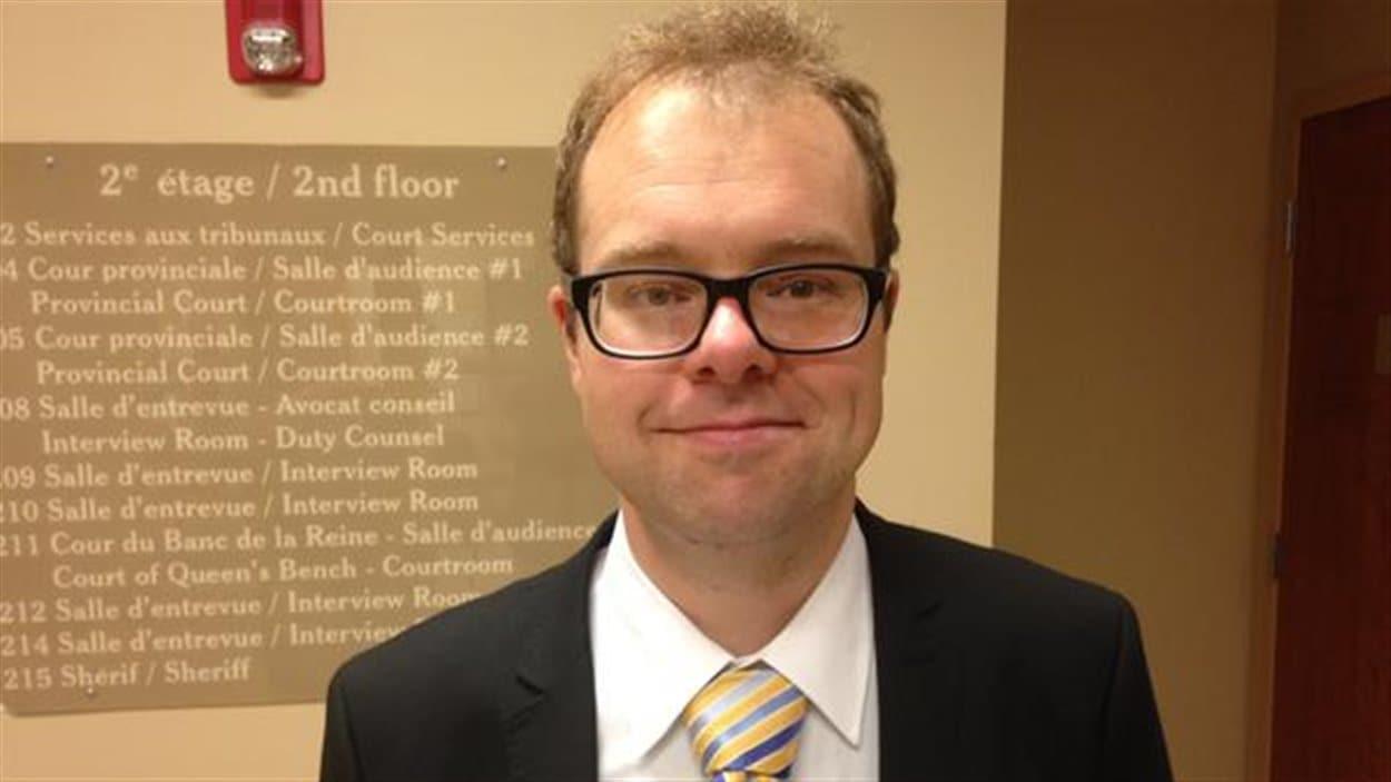 Andrew Smith, spécialiste en histoire politique, Université de Liverpool