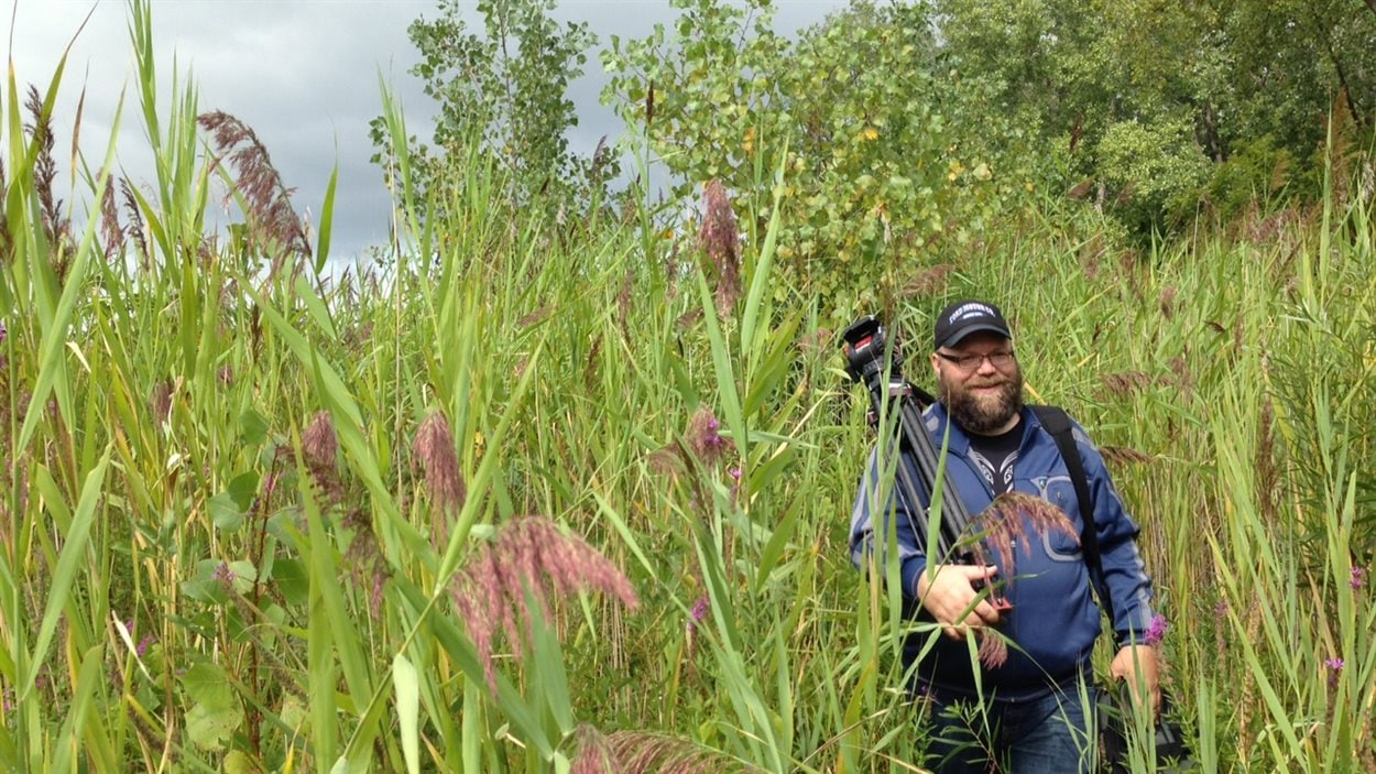Brian Garbet croit avoir réussi à l'enregistrer à l'aide d'un hydrophone qu'il a plongé dans la rivière Détroit.