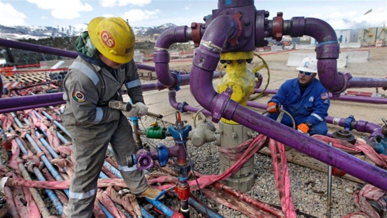 La fracturation hydraulique