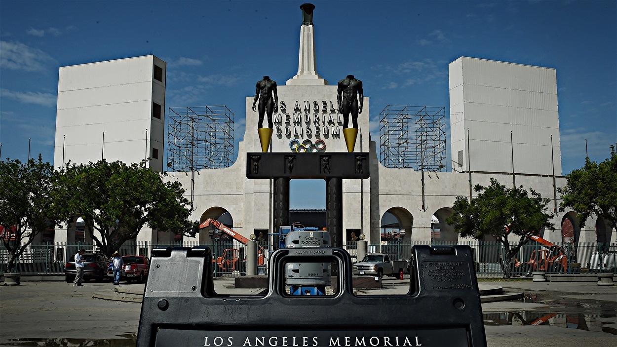 Le Los Angeles Memorial Coliseum subirait des rénovations de l'ordre de 800 millions $