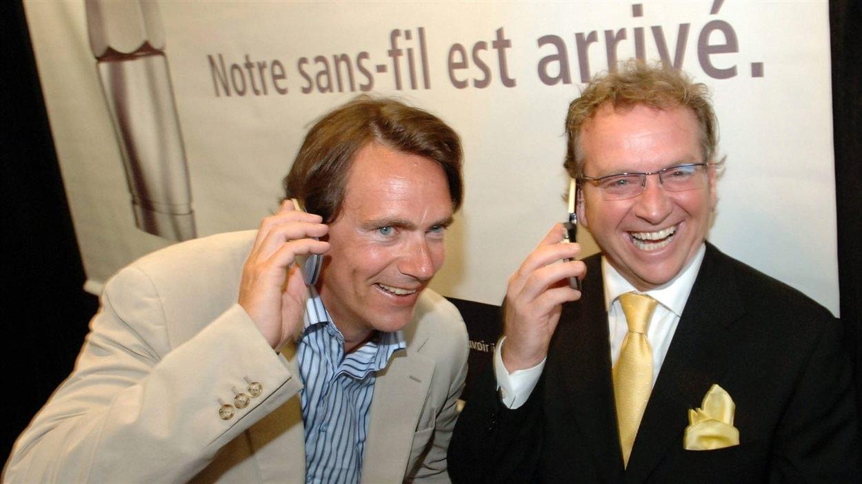 En 2006, Vidéotron se lançait dans la téléphonie sans fil.