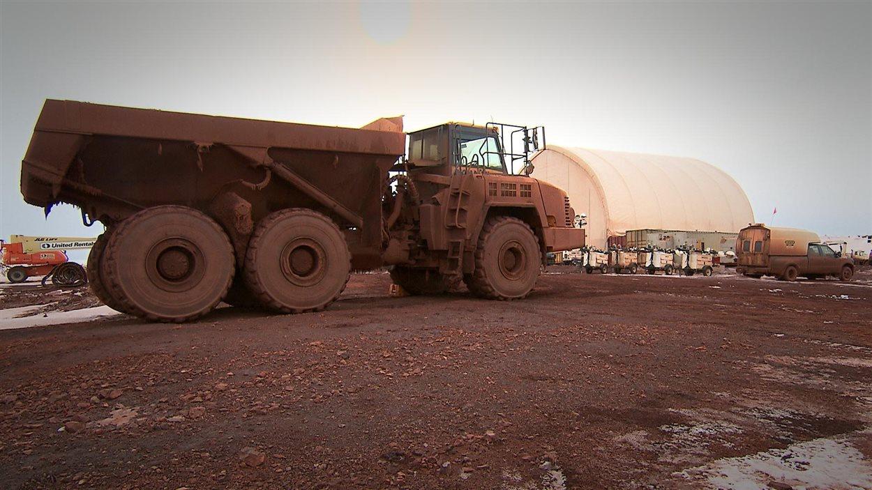 Les activités de Tata Steel à Schefferville