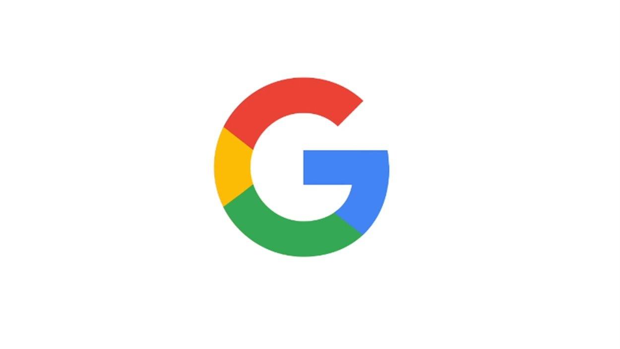 La version compacte du logo de Google