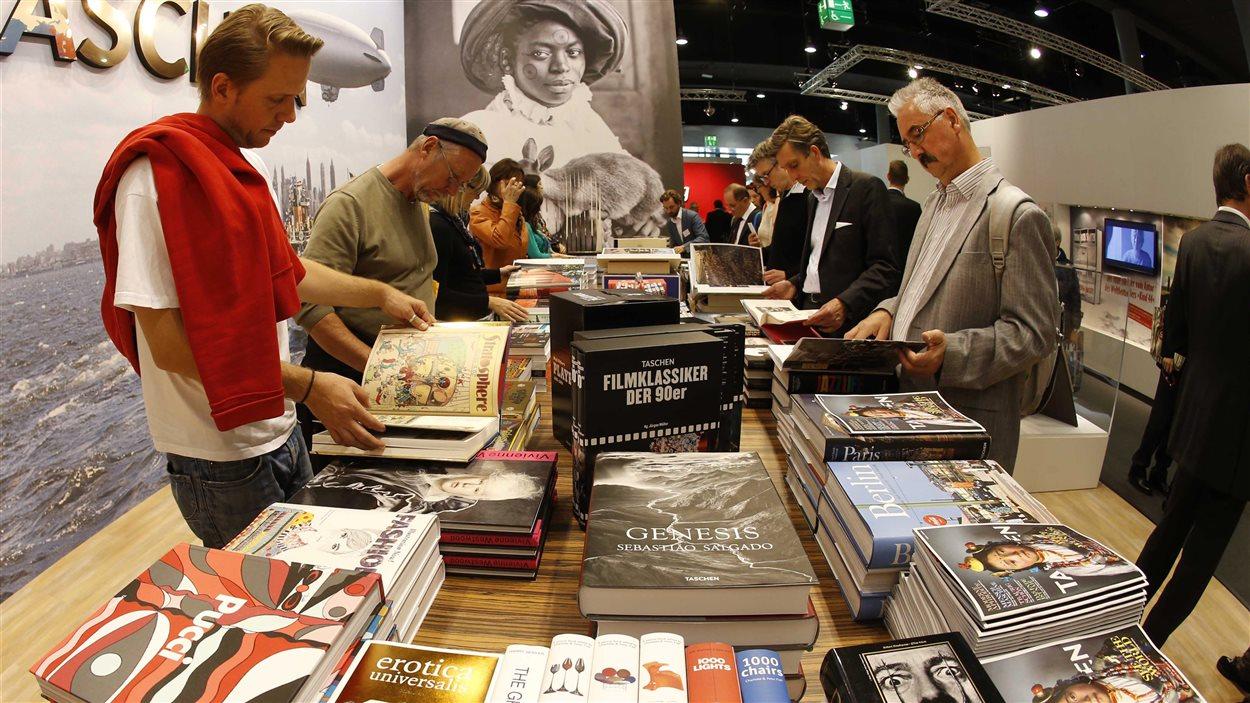 La Foire du livre de Francfort en 2013