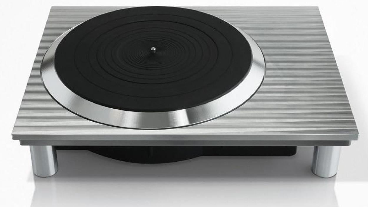 Le prototype du prochain tourne-disque de Technics