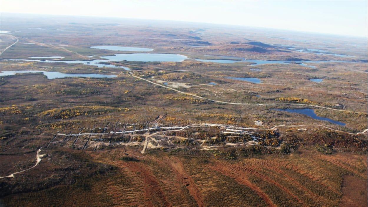 Le projet de mine Wabouchi à la Baie-James