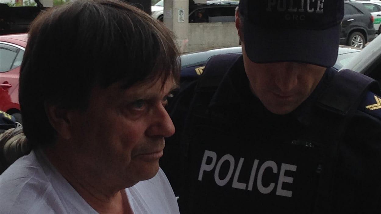 Daniel Cozak est soupçonné de faire partie d'un réseau de trafic d'ecstasy.