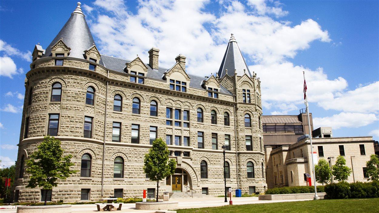 L'Université de Winnipeg