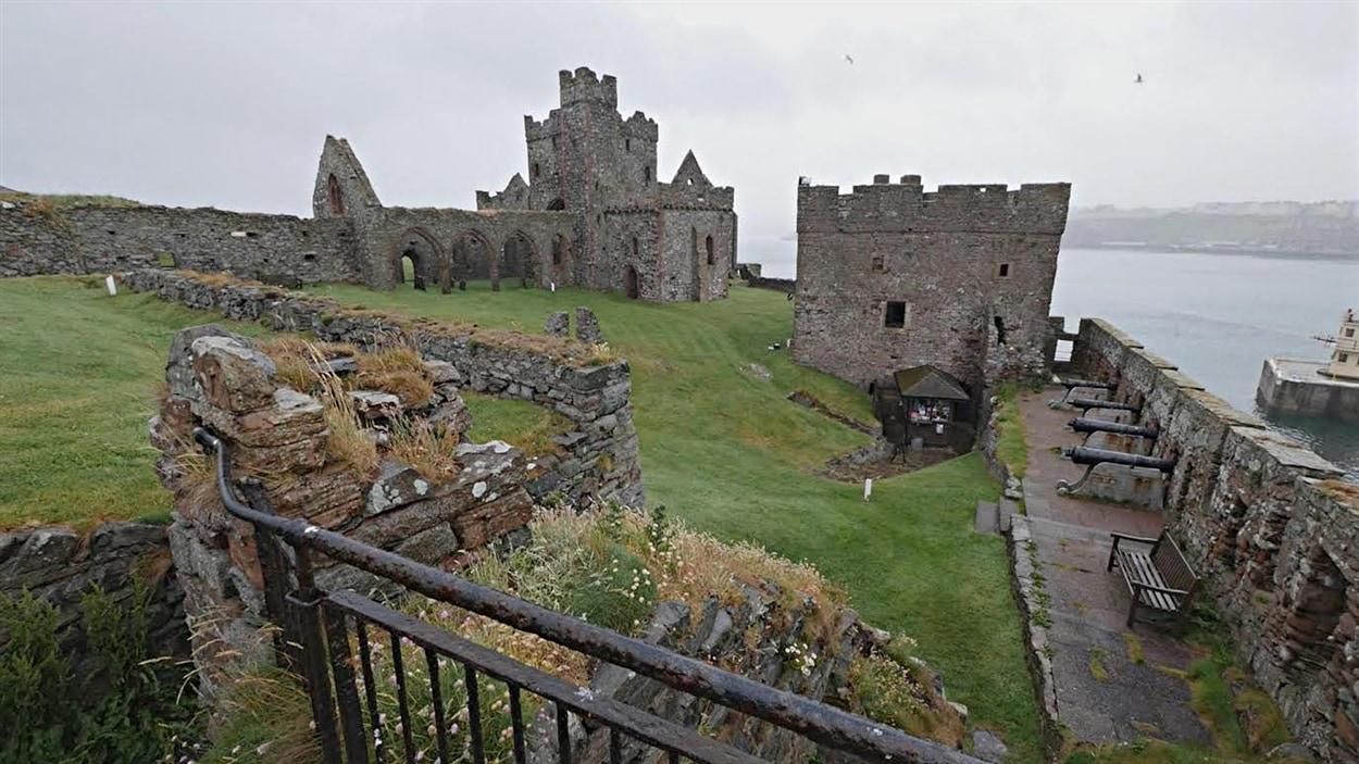 Des forteresses de l'Île de Man
