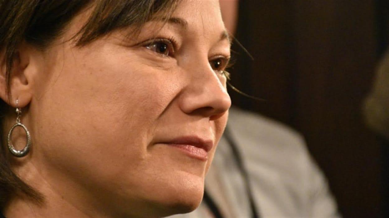 Shannon Phillips, ministre de l'Environnement de l'Alberta.
