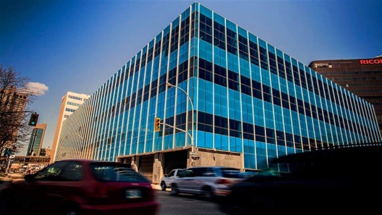 Le nouveau quartier général du Service de police de Winnipeg