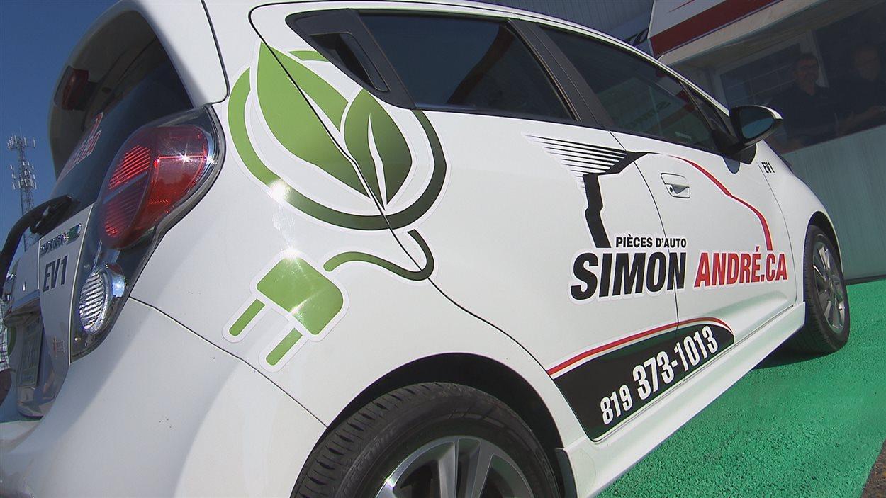 L'entreprise Pèces d'auto Simon André prend un virage vert