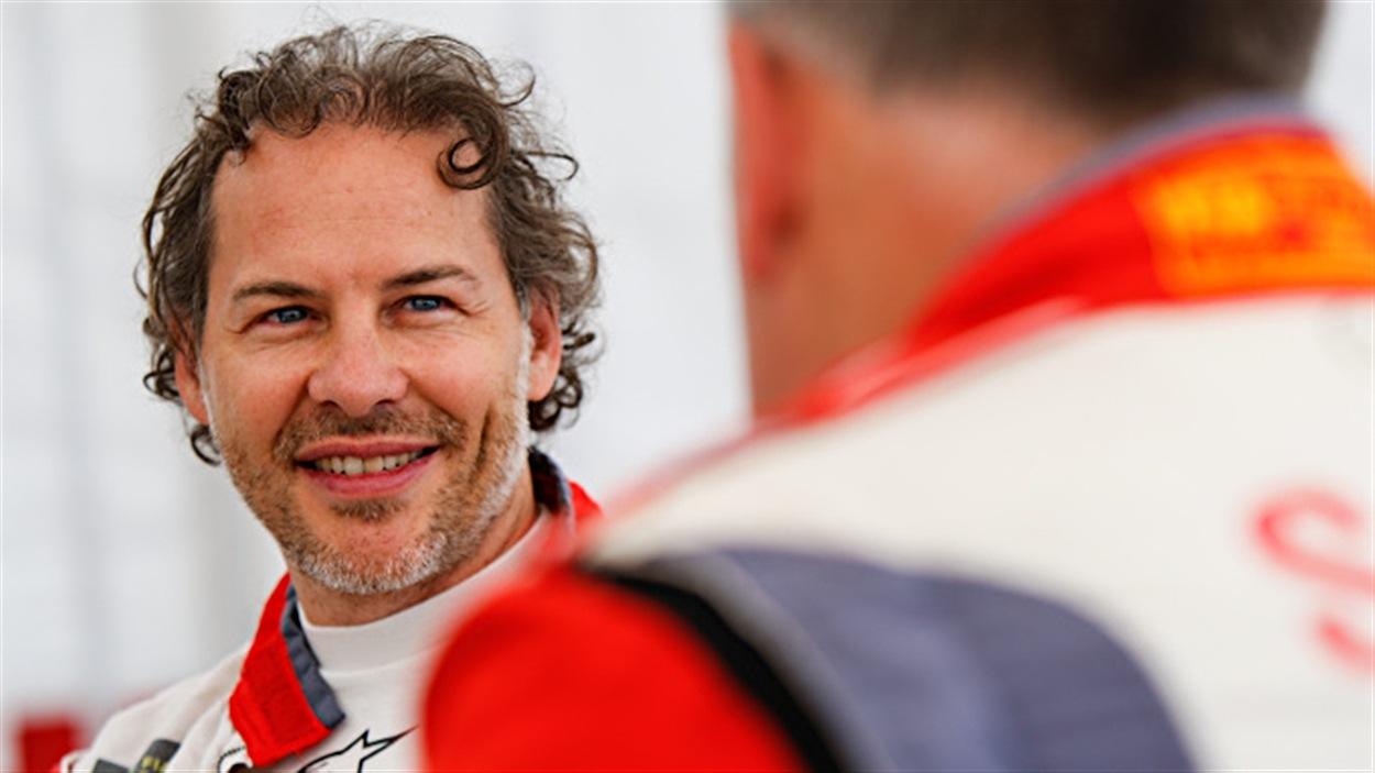 Jacques Villeneuve chez Venturi