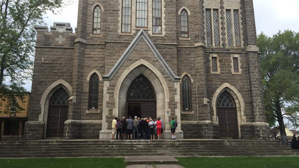 L'église Saint-Édouard