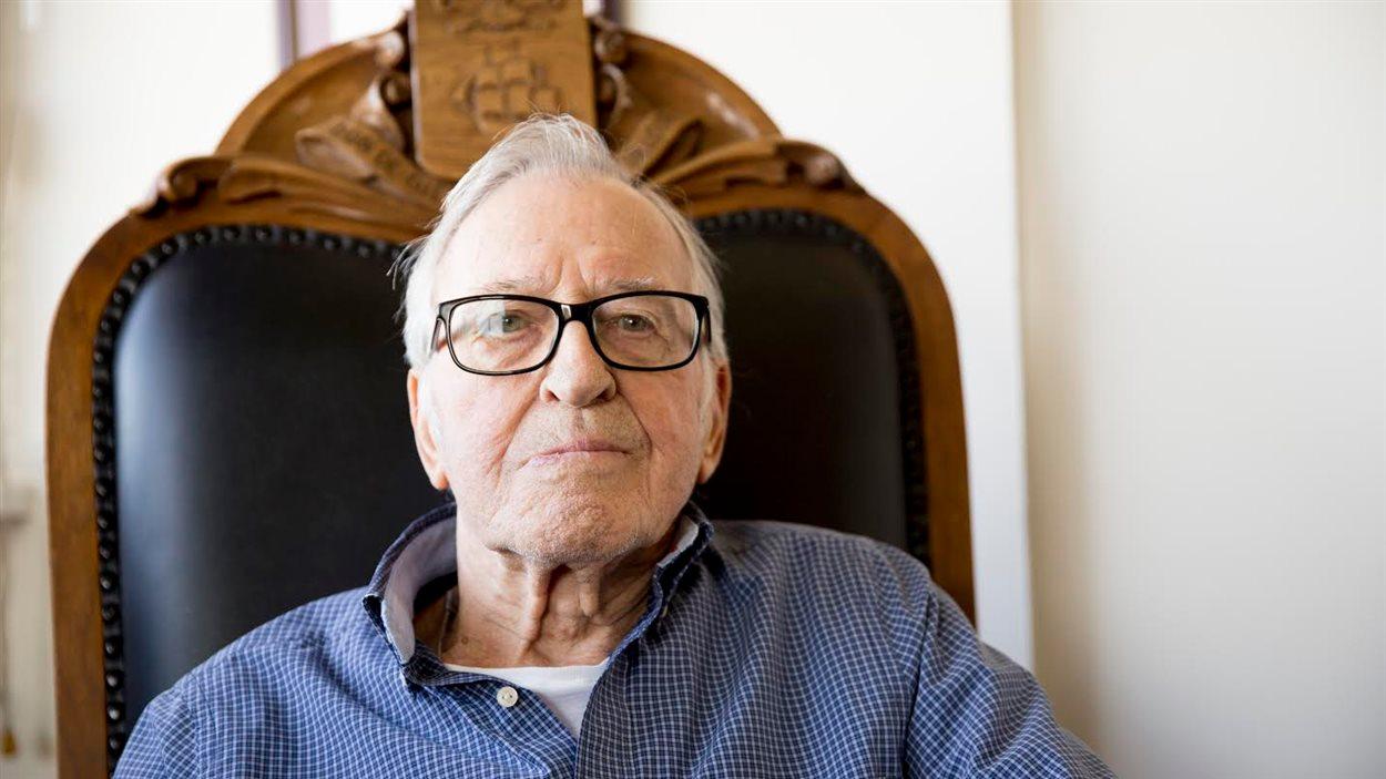 L'ancien maire de Québec, Gilles Lamontagne