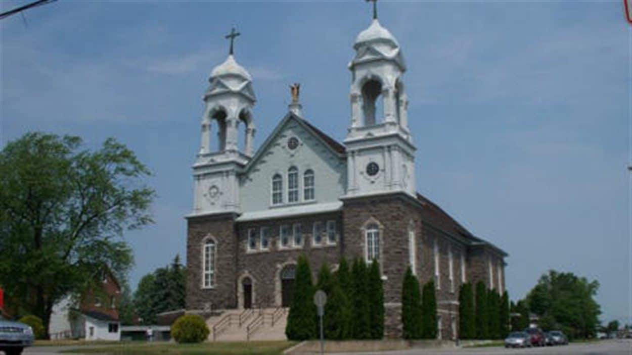 Église Sacré-Coeur du Nipissing