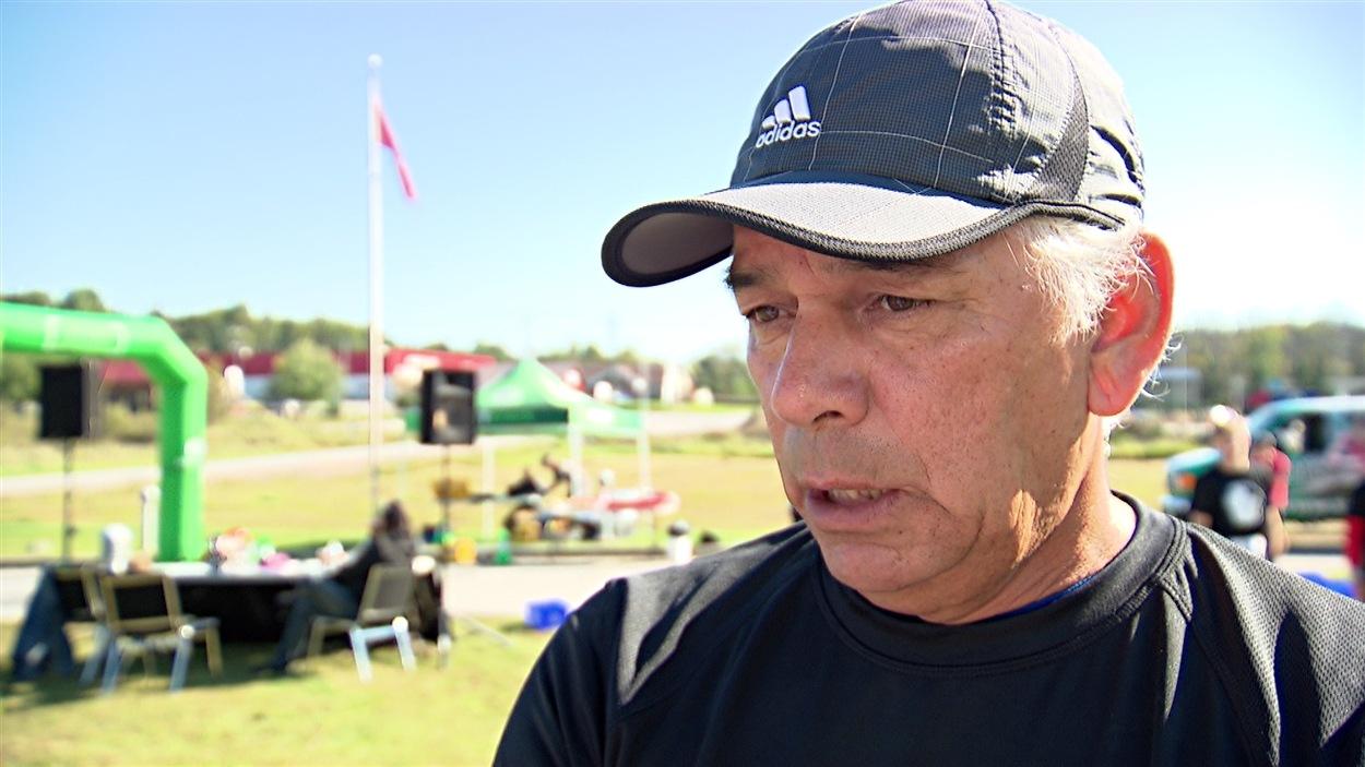 Ghislain Picard souhaite que la voix des autochtones soit entendue.